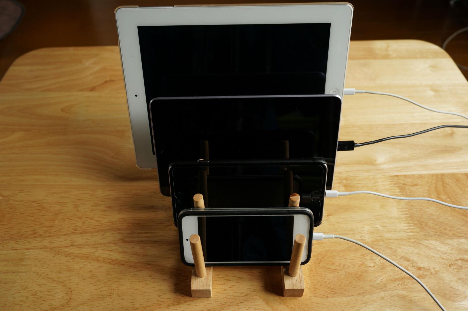 スマホ iPhone スタンド 皿立て5