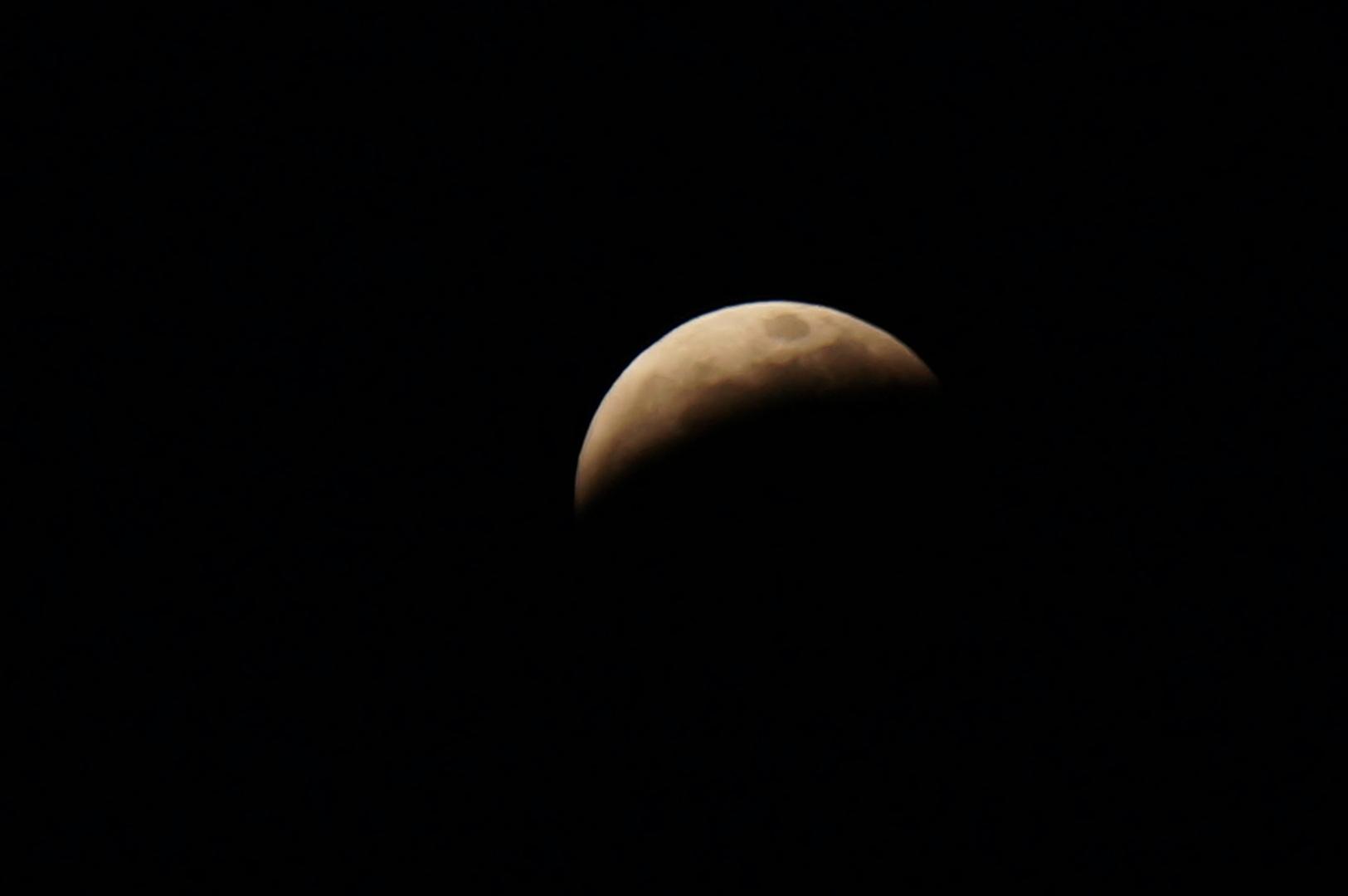 写真撮影日記002 皆既月食
