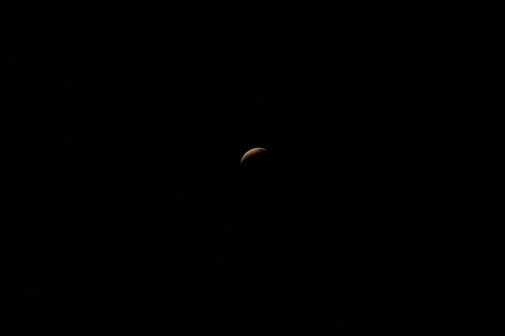 写真撮影日記002 皆既月食2