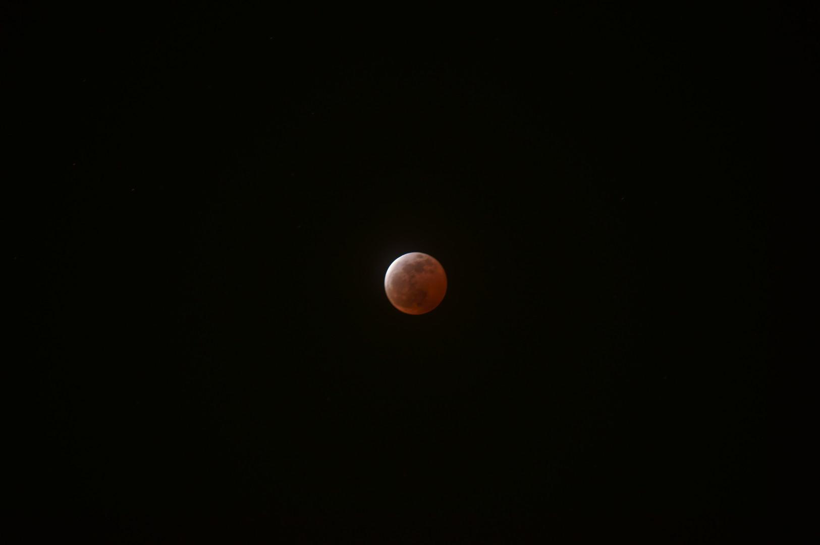 写真撮影日記002 皆既月食4