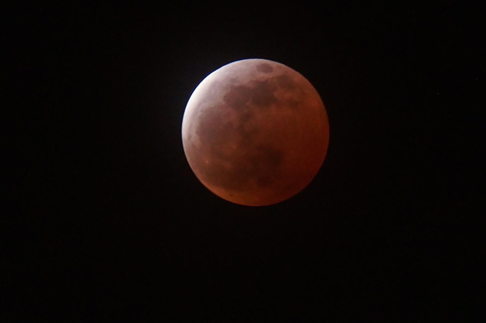 写真撮影日記002 皆既月食5