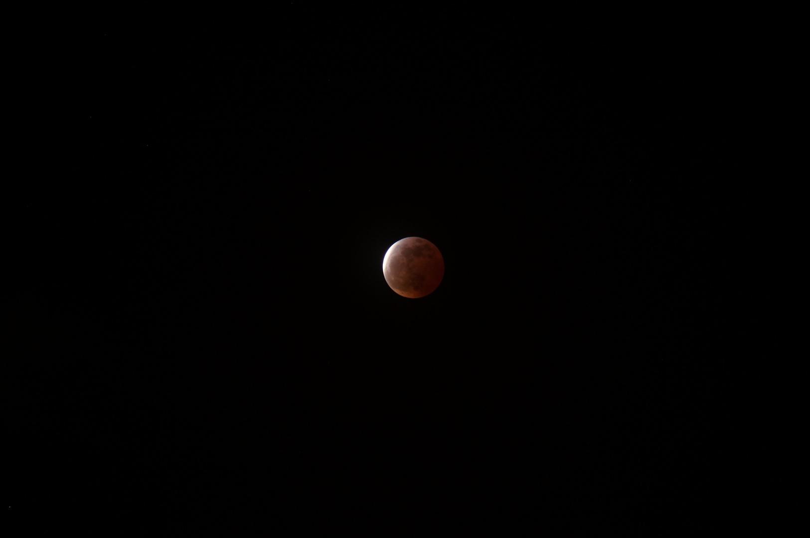 写真撮影日記002 皆既月食6
