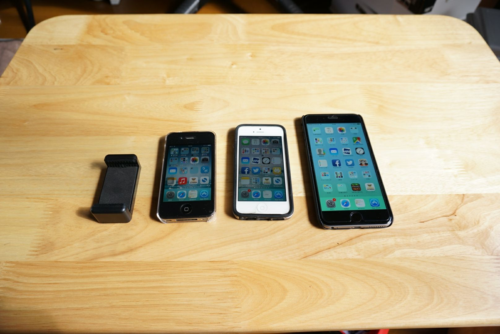 2WAY Mount iPhone4 iPhone5 iPhone6Plus