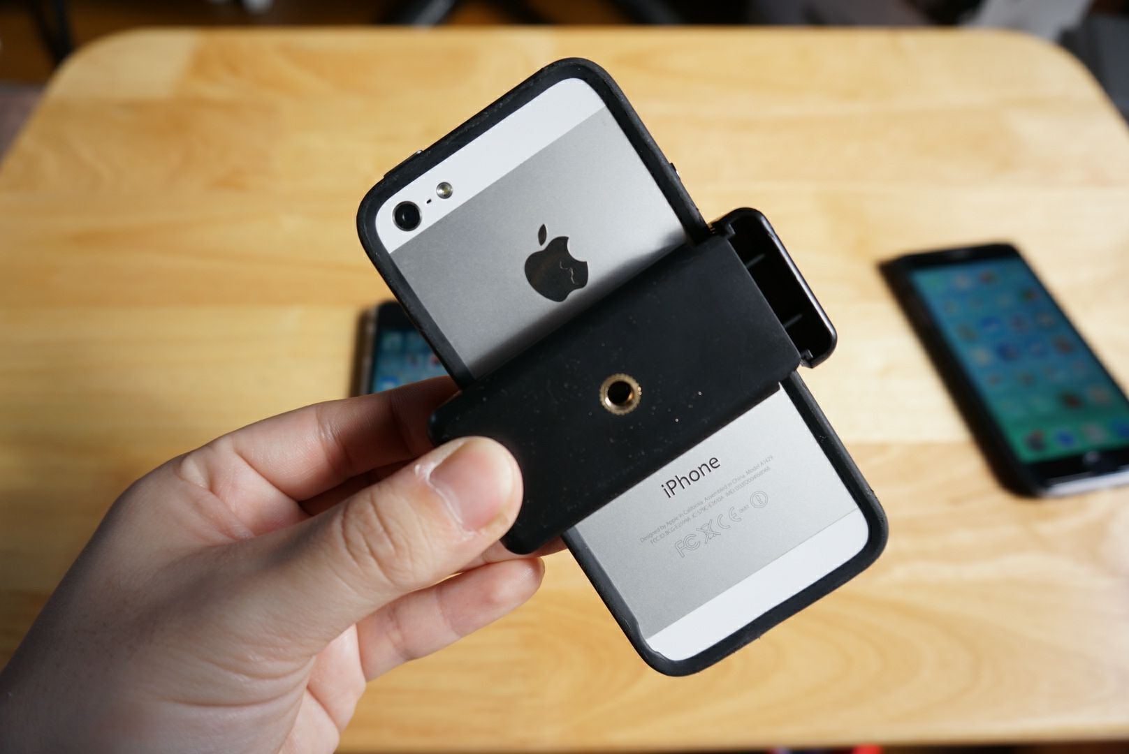 2WAY Mount iPhone5