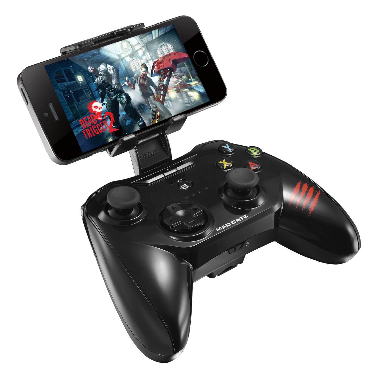 CTRLi モバイル ゲームパッド ブラック