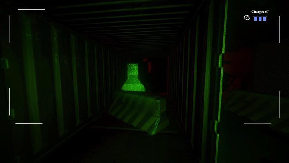 Dead Man's Journey フリーホラーゲーム