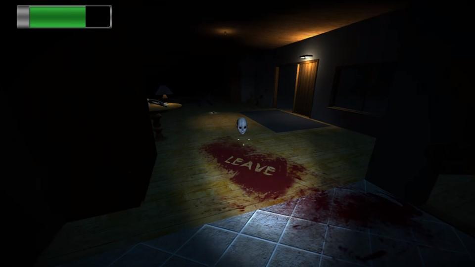 Death Unknown フリーホラーゲーム