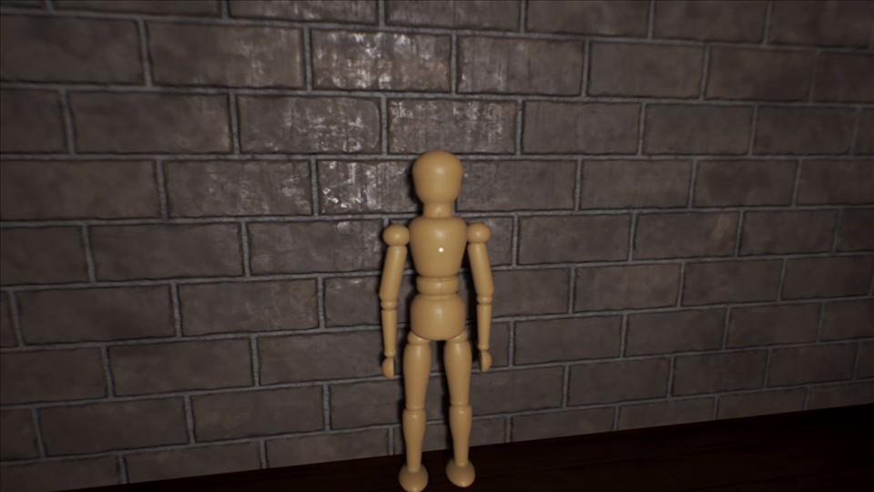 Mannequin フリーホラーゲーム