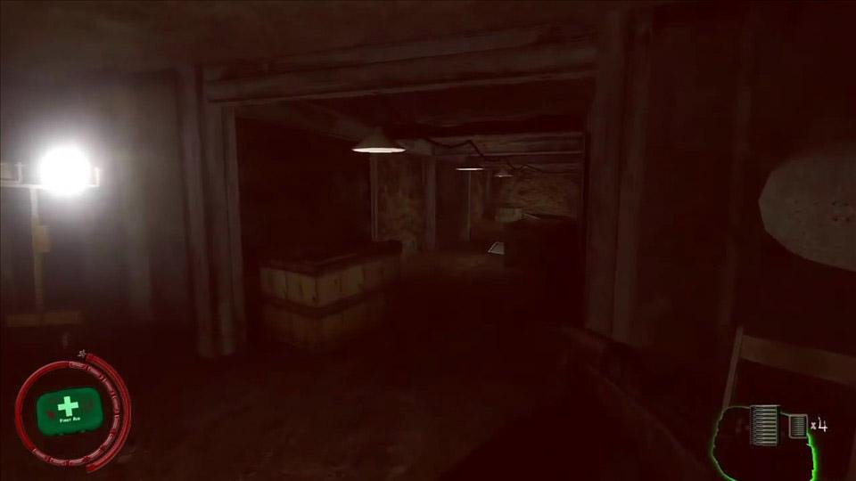 The Forgotten Ones フリーホラーゲーム