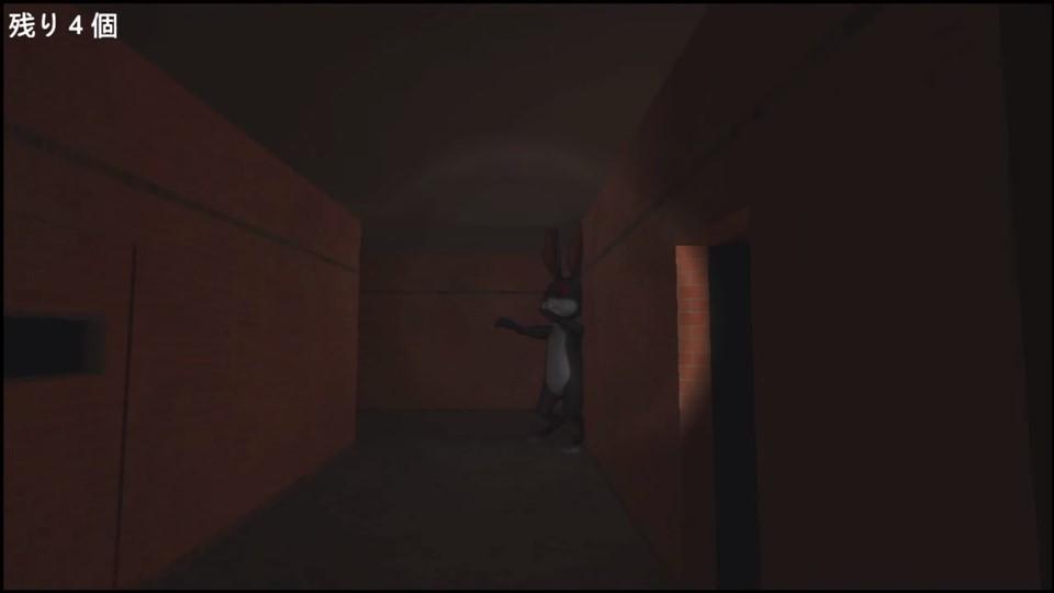 The Rabbit House フリーホラーゲーム