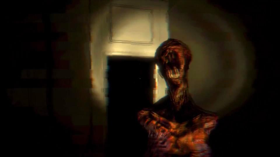 薄暗い部屋 フリーホラーゲーム