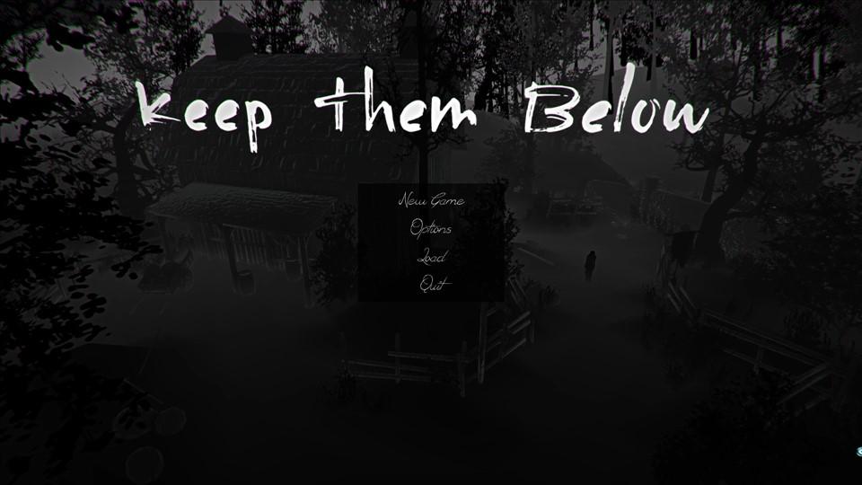 Keep Them Below フリーホラーゲーム まとめ