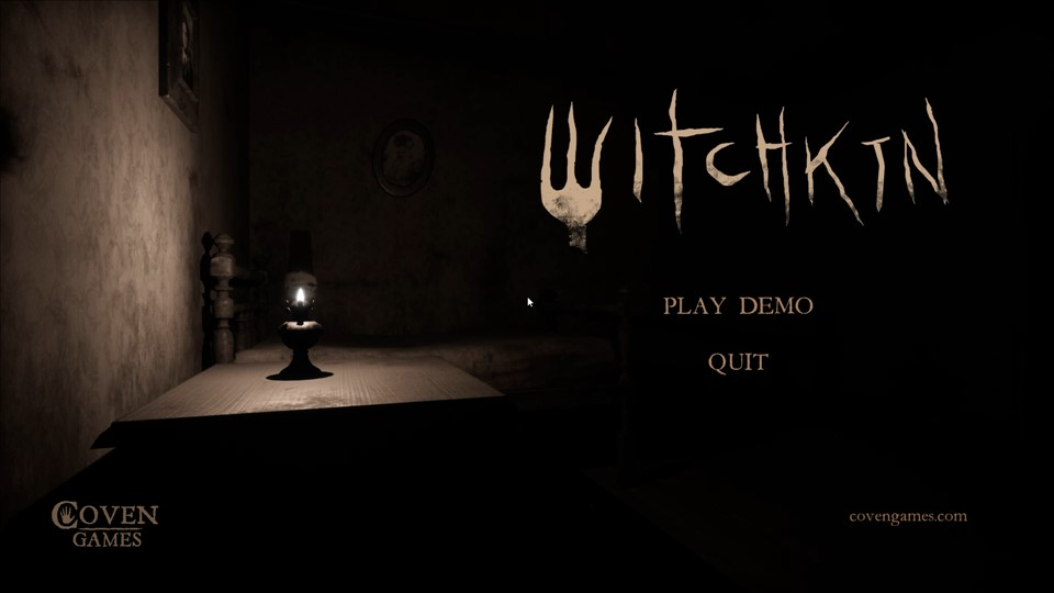 Witchkin フリーホラーゲーム まとめ